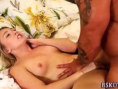 AJ Applegates daddy teaches daughter sex uhmerdatud