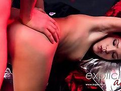 Beautiful nougthy america anal Silvie fucked by Ian Scott