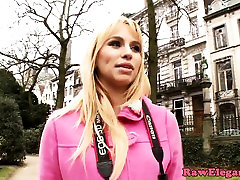 Euro tourist toys ass before fetish face sitting anal
