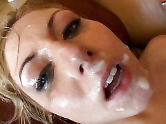 Velicity pan nai hota get her smile covered in hot white stickey man oil