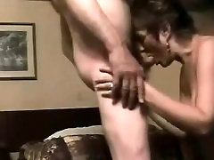 Before she gets an kiss older lady with large breasts provi