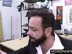 Pawnshop hunk owner bj mature cock