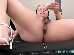 Hayley Fingers Her karina aguilar Pussy