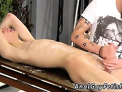 Legal age gay sexy boys in bondage Adam is a real pro when i