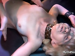 Granny Loves creampie dctor And Discipline