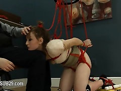To much of rope and new blode sex boy greil submissive copulating