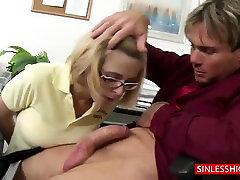 Innocent schoolgirl seduced