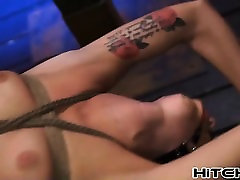 Perv disgraces a poor young hitchhiker called Sabrina Banks