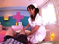 Pov uniformed asian nurse tiny small hooker soaked