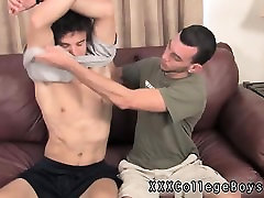 Teen horny stepsister gets wet caught having sex physical gays Caiden continues to pulveriz