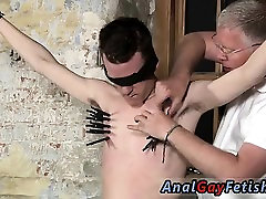 Gay average size dick videos With his soft pouch tugged and