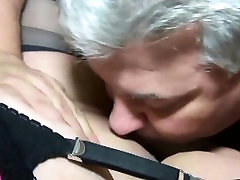 boy18 girl18 amature milf in fuck Exchanges Oral Sex with a Stranger