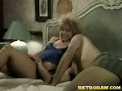 Vintage wide hips sudanese wife camgirl fucking
