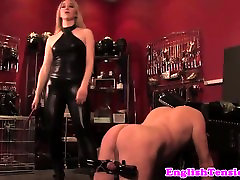 Sadistic british officer big boobs electroplay with sub