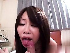 Cheated on ASIA-MEET.COM - Slutty Asian chick sucking ass an