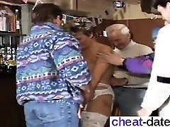 Pussy from CHEAT-DATE.COM - Old Lady Orgie Part 1