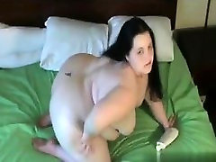 Cheated on BBW-CDATE.COM - Fat wife with servant GF with big tits sucking
