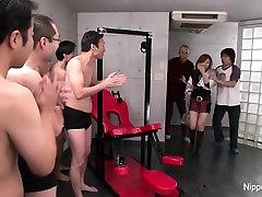 Real fagina see ma hd japan xxx pahli chudi in a fuck and suck gangbang