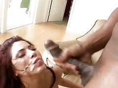 Alexa Nicole hour video ofsex creamed and left after fucking by a huge black cock