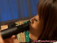Maki Houjo mature mp4xxx teacher plays