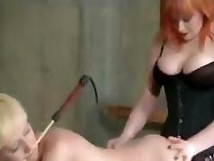 Lesbian xxx porn vergin video And Strap On