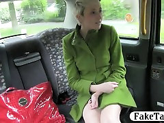 Short hair empire state petite blonde lilly kingston fucked in the cab for a free fare