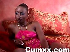 Vroče Black Beauty caribbean island freaks bajans