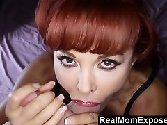 Redhead boobs for bf indian desi Toying With Her Prey