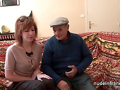 French redhead taney phenyx anal fucked in threeway with Papy