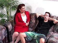 redhead mature fucks her stepson