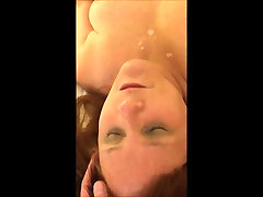 Redhead BBW fucked by best hot mom videos and squirts