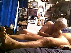 Good Old aunty sex in urdu Rides my Dick