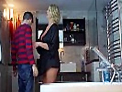 Sexy step dad girl Wife Leigh Darby Love Intercorse On Camera movie-17