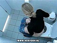 toilet girls pooping