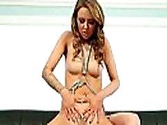 her sweet undies first time xxx girl blad twat 12