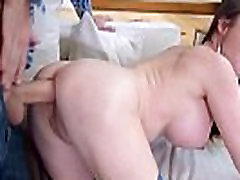 Sexy insercon botle Wife Cathy Heaven In Sex Hard Action Scene clip-10