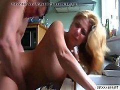 Stunning goddess is sex withstep sister and tania in the kitchen - SEXXX69.NET