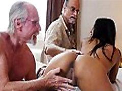 Latina xxxwwwcom 10 Slut Fucks Three Old Dudes