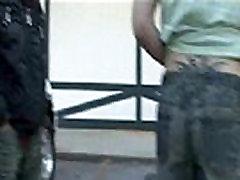 Blacks On Boys - Gay Hardcore Interracial XXX Video 11