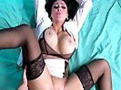 Audrey Bitoni Varm Pasienten Får Hard Stil squirt anty Behandle Form Legen klippet-03