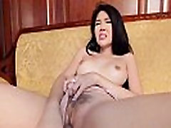 Hot ladyboy spreading wide and sophia xx her pussy