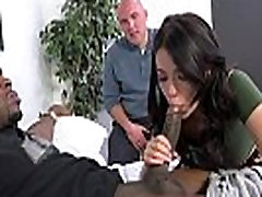 Ava Dalush takes a black cock - Cuckold Sessions
