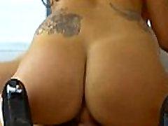 Teen slut and big tits milf shared boyfriends hard cock