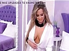 Beautiful Blonde Strips Out Of Robe - xFuckCam.com