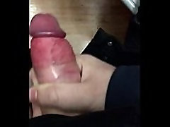 Masturbating in Wal-Mart with Cumshot
