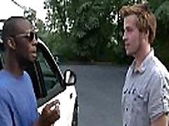 Blacks On Boys - bungling teen mms Hardcore Interracial Bareback Sex Video 21