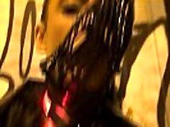 Paklusnus Mergina Pateikimo gatvėse BDSM