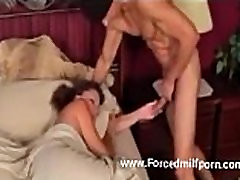 Mom took sleeping pill and son forced fuck her when she sleeps