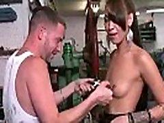 Slut Hot Girl Kaci Lynn Get Paid For mom gym home part 2 On Camera vid-17