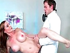 Diamond Foxxx Cute Horny Patient Get pink lingere Treatment From Doctor movie-19